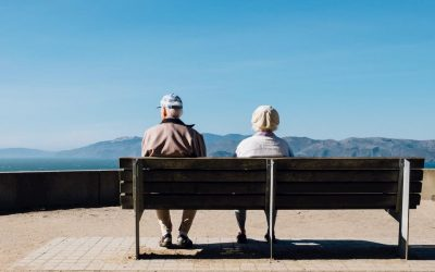 Watching your parents age … mindfully.